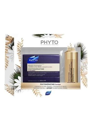 PHYTO Phyto Phytokeratine Extreme Mask 200ml Kofre Renksiz